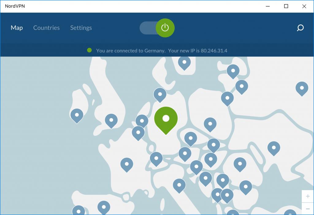 NordVpn server locations