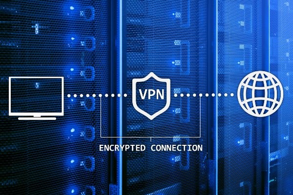 Do you want to know how a VPN works?